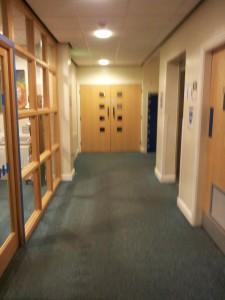 Entrance Corridor Area [Photograph]