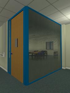 Open Access Area [Ingame Screenshot]