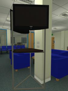 Social Area 013 [Ingame Screenshot]