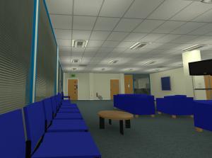 Social Area 2 [Ingame Screenshot]