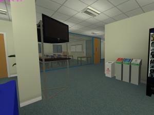Social Area 3 [Ingame Screenshot]