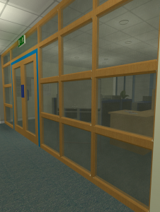 Entrance Corridor 2 [Ingame Screenshot]
