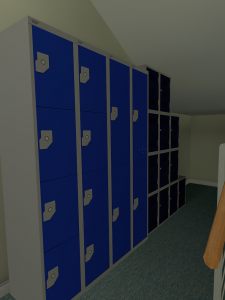 Entrance Corridor Area 3 [Ingame Screenshot]