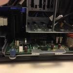 HP N40L Microserver Sleek Design