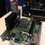 HP N40L Microserver Motherboard Tray