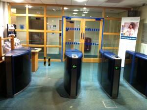 CIB Reception Area [Photograph]