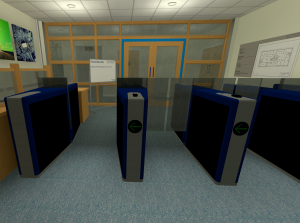 CIB Reception Area [Ingame Screenshot]